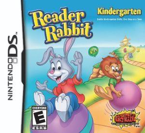 Reader Rabbit Kindergarten Nintendo Ds Game With Images
