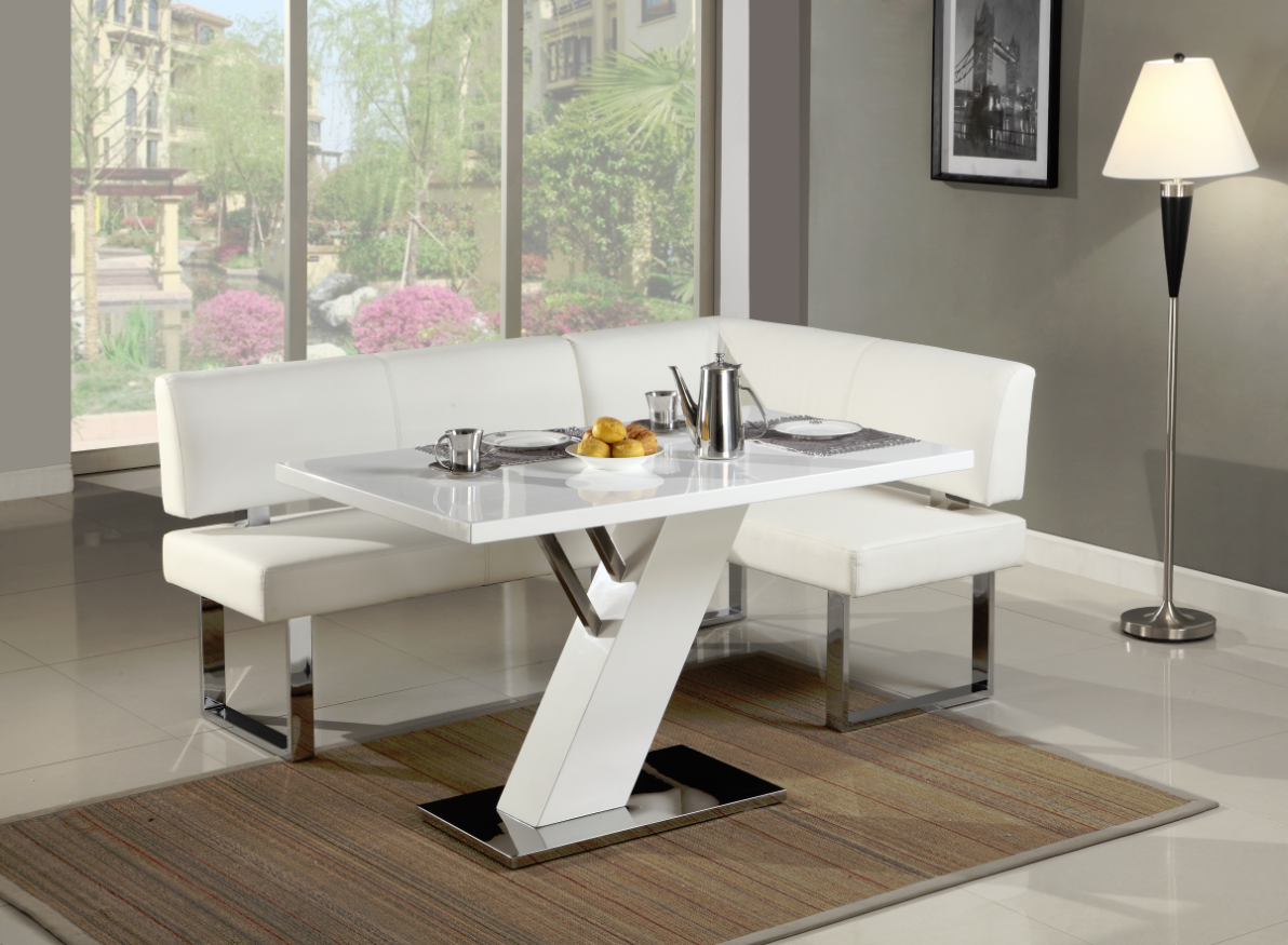 Have to have it. Chintaly Linden Collection Nook Dining Set ...