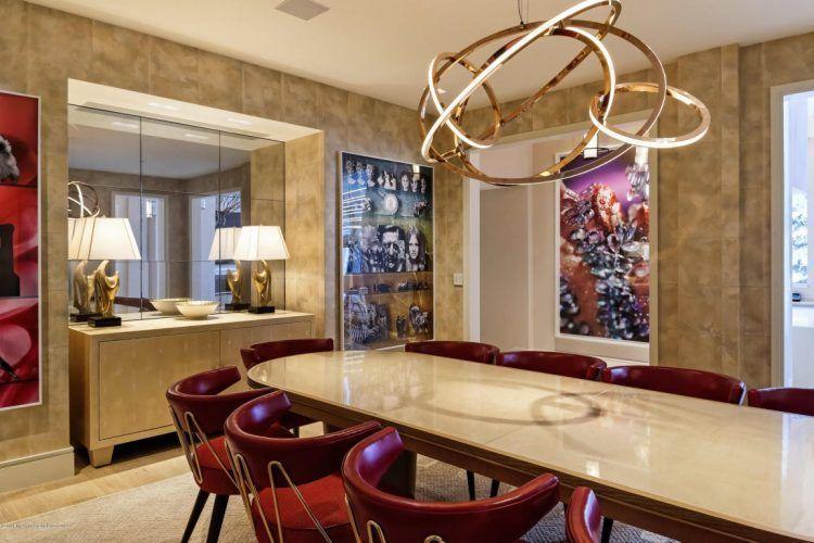 contemporary formal dining room #FormalDiningRooms Dining room