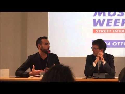 Marco Mengoni - Conferenza MTV Music Week - YouTube