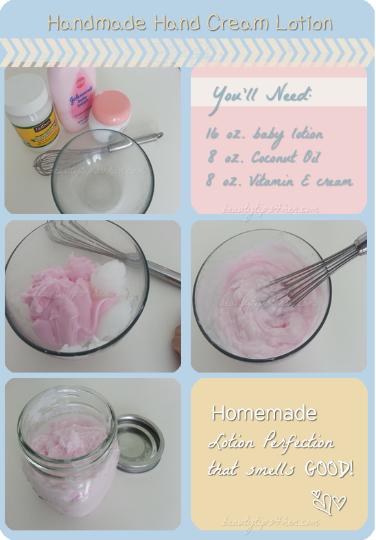 DIY hand cream lotion | Homemade lotion, Diy hand cream, Diy