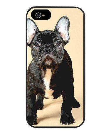 Another great find on #zulily! Frenchie Puppy Snap Case for iPhone 5/5s #zulilyfinds