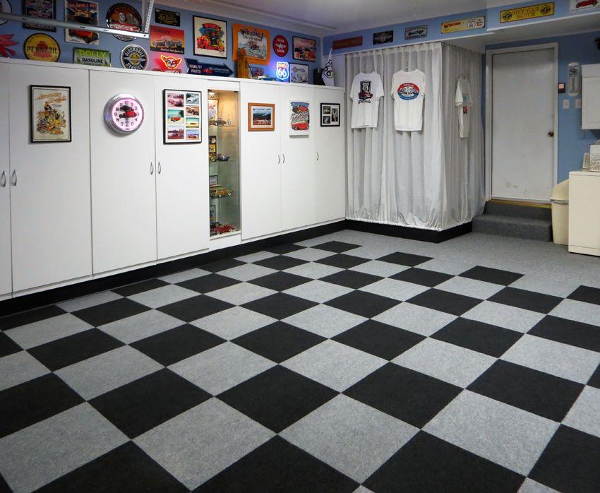 Carpet Tiles Installation Flooring, Carpet Tiles For Garage Floors