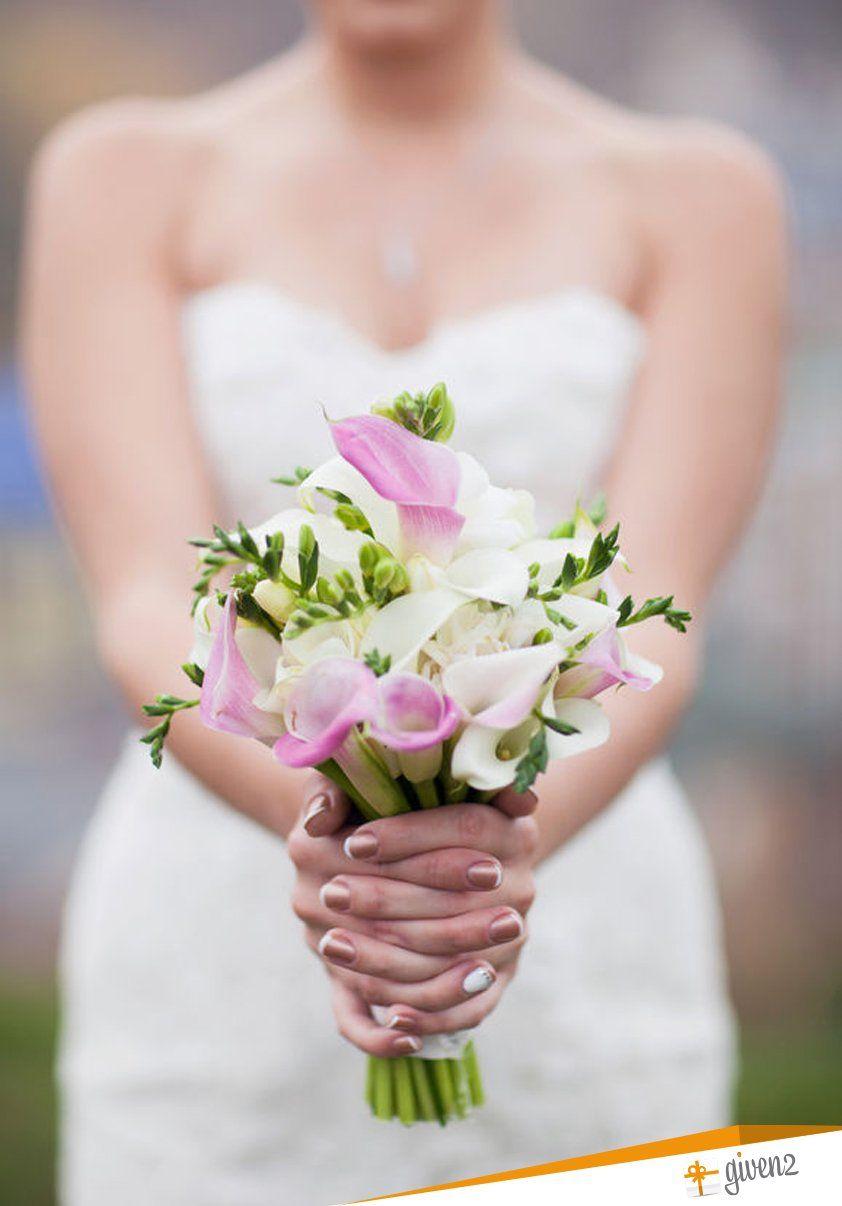 Brautstrau formen Biedermeier Wasserfall  Zepter oder