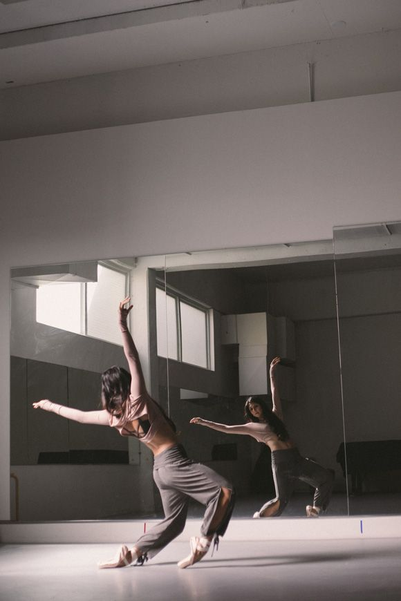 Laurie Lacour: Once a Ballerina, Always a Ballerin