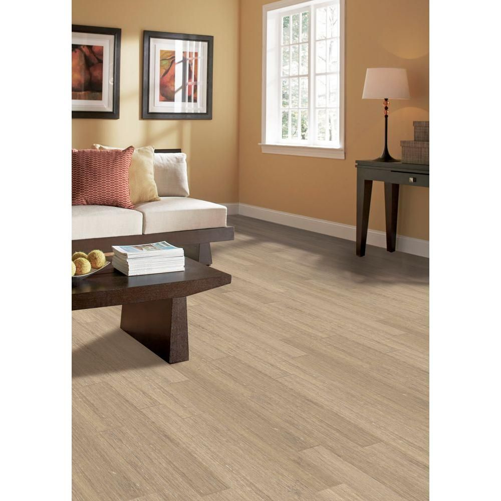 Home Legend Oceanfront Birch 3/8 In. Thick X 5 In. Wide X Varying Length  Click Lock Hardwood Flooring (19.686 Sq. Ft. / Case)