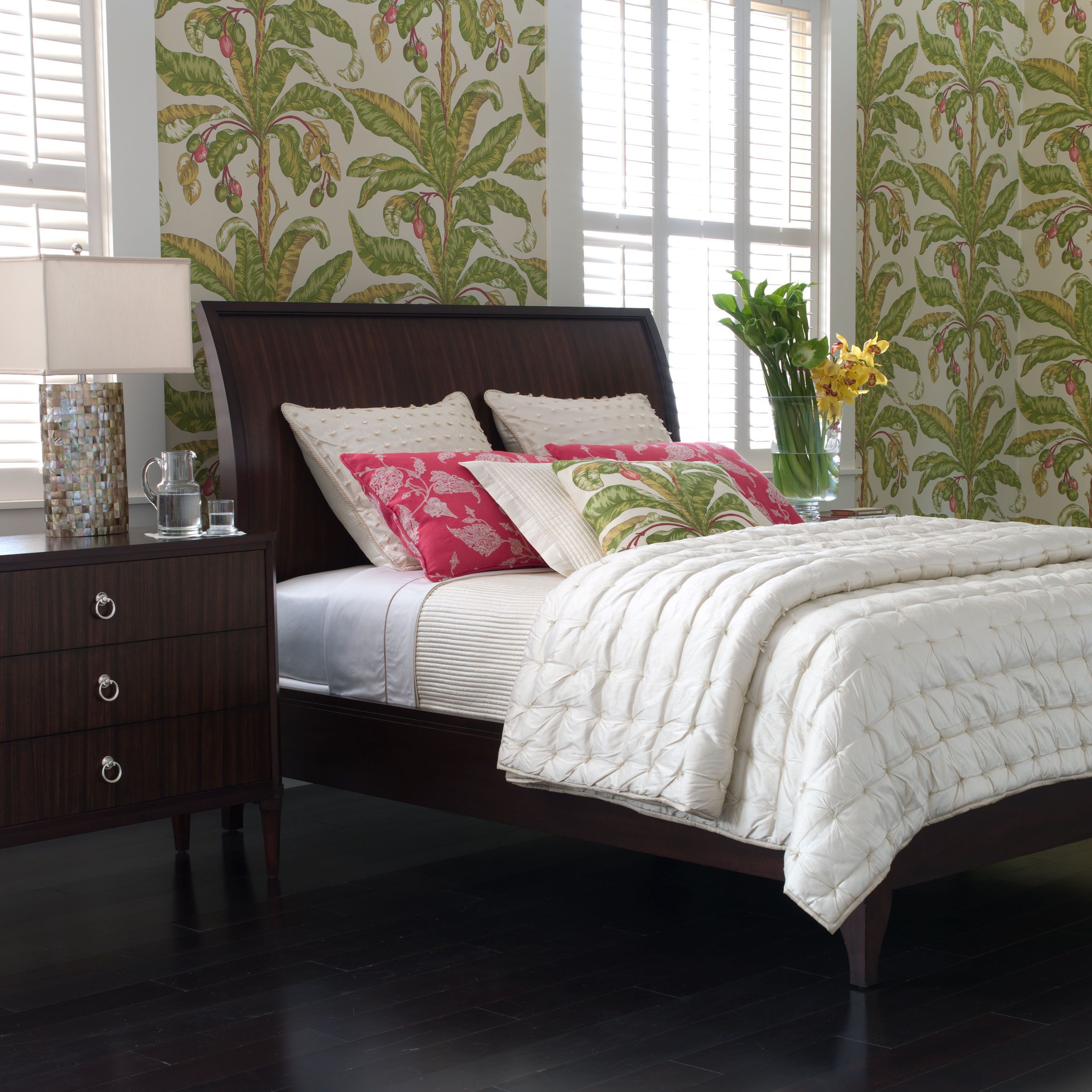 gramercy bed ethan allen us bedroom pinterest
