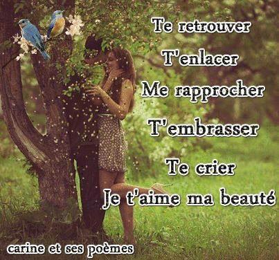 Poèmes Damour Avec Image Romantique Images Romantiques