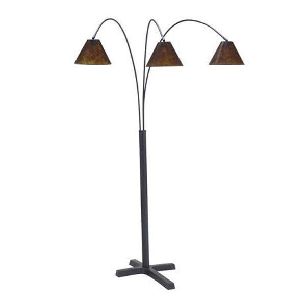 Sharde metal arc lamp 1 cn d by ashley furniture is now