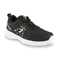 Reebok Women s Speedrise MemoryTech Black White Running Shoe ... 37bfafee9