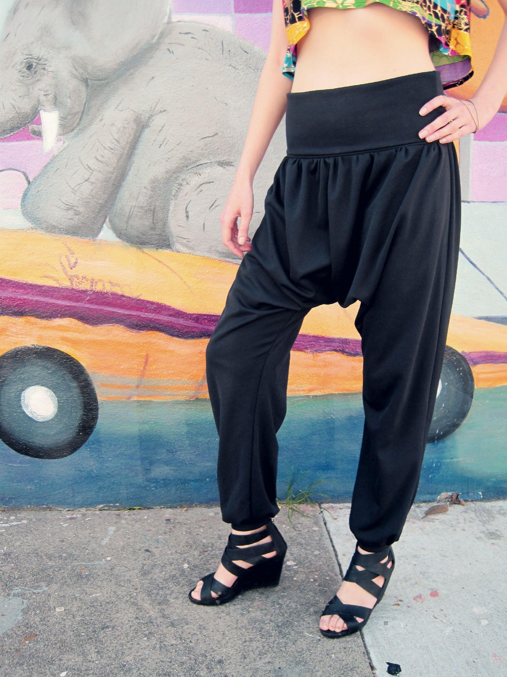 good, pantalons caiguts | CREAR COSTURA | Pinterest | Pluderhose ...