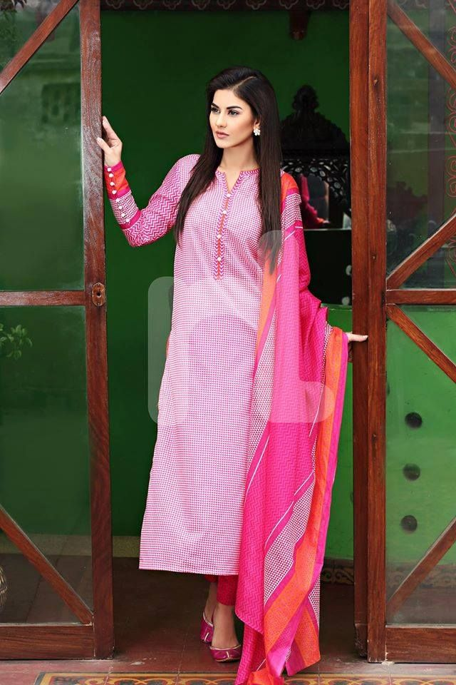 a75e0c1e2c1 Latest Spring-Summer Dresses Collections 2015-2016 by Pakistani brands