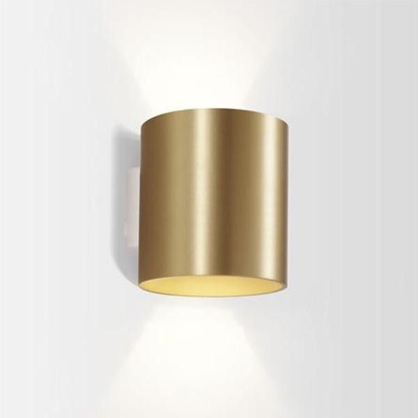 Wever U0026 Ducré Ray 3.0 LED, 2700K Wandlamp Goud/messing By Wever U0026 Ducré