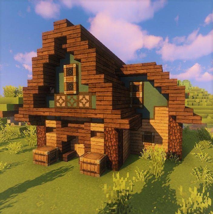 Photo of casa bonita minecraft