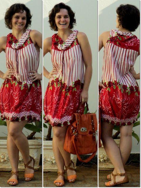 blog v@ LOOKS | por leila diniz: UI! REALIZEI UM DESEJO de consumo ontem e estava usando meu ALEGRE vestido farm | DEUS