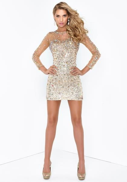 New Years Eve Formal Dresses