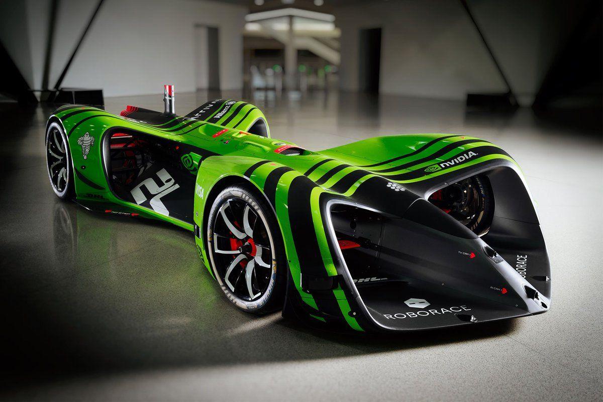 Roborace (roborace) Twitter Super cars, Car, Sports car