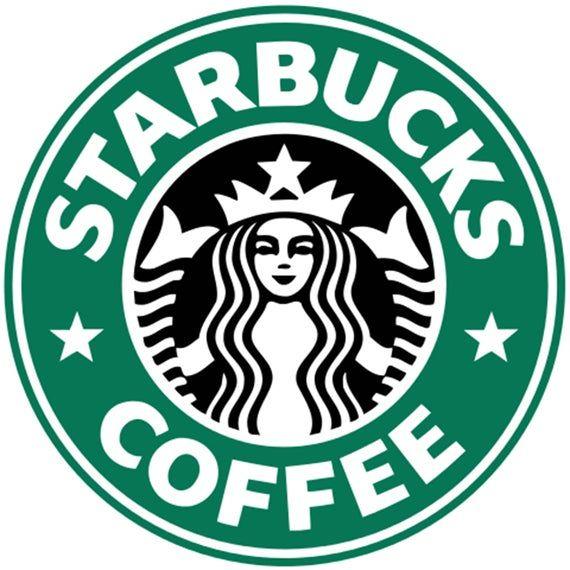 Starbucks Coffee Custom Button, Pin Badge, Pin Back Button