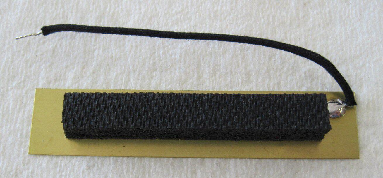 Fender Jazz Bass Bridge Pickup Cavity Shield With Ground Wire Genz Benz Wiring Diagrams 0019662000