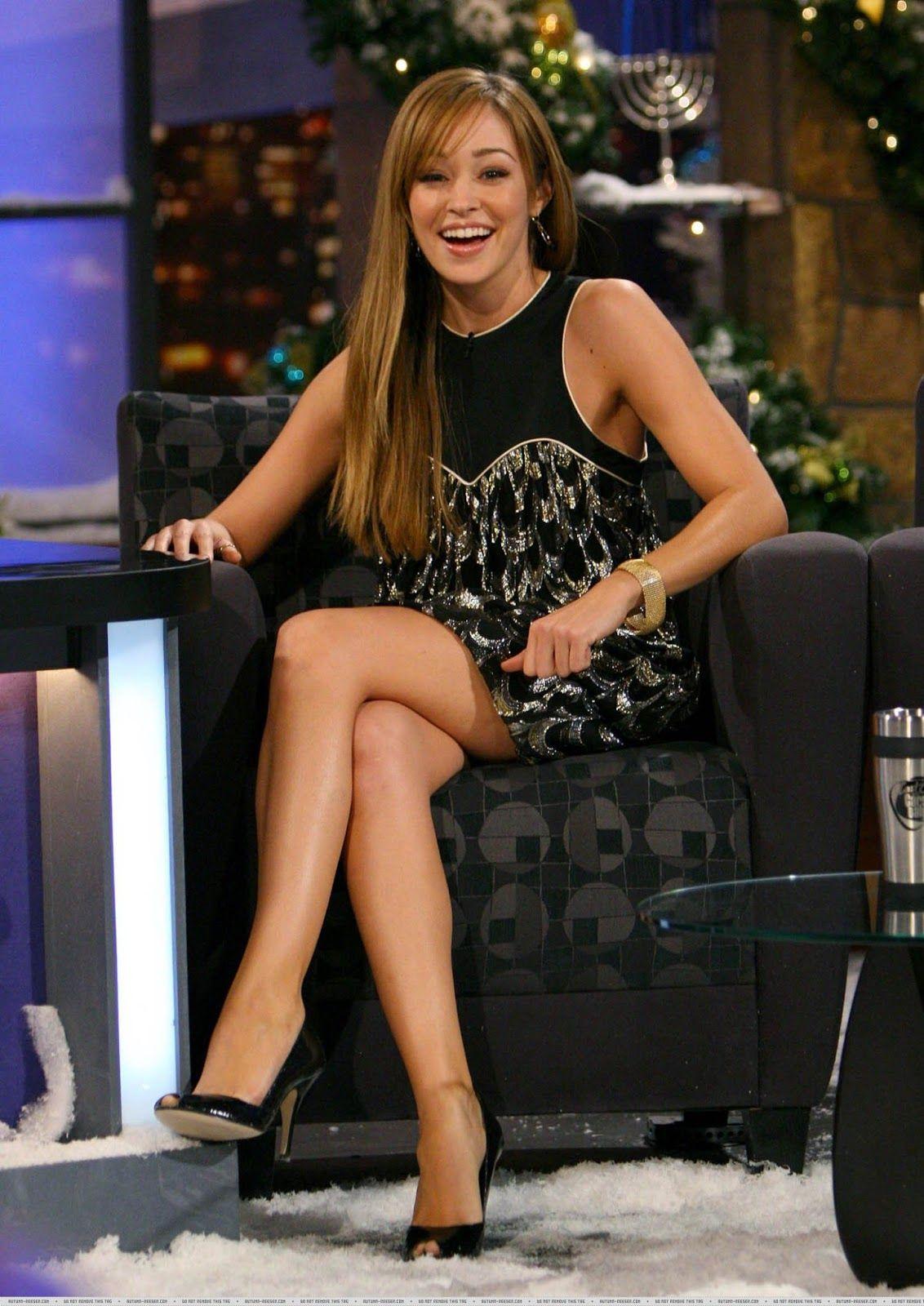 Amber Lancaster Entourage autumn reeser | great legs, fashion, amazing women