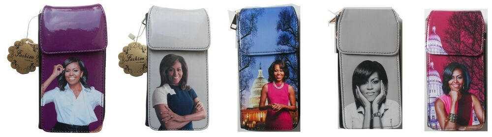 """2020-First Lady Michelle 12/""""/""""Poster Print/"""" // with  Dates /& Bonus: Bookmarker"""