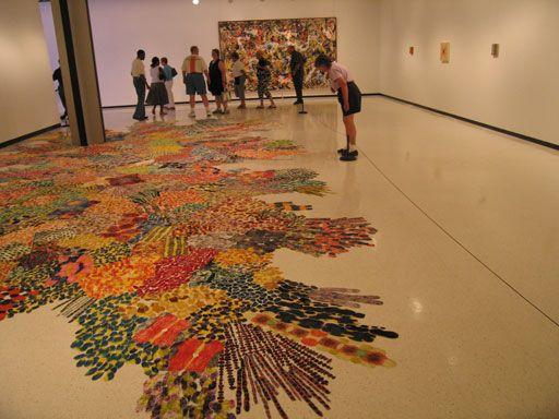 Polly Apfelbaum | installation | Pinterest | Jackson ...