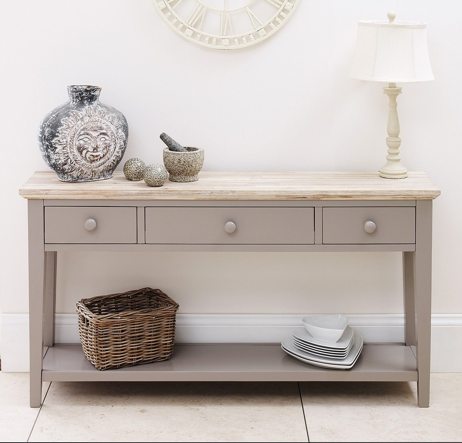 florence grey console table Home Pinterest Console tables