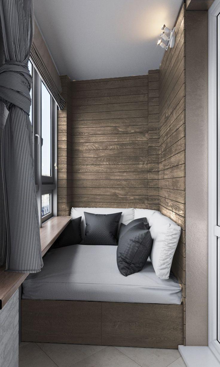 50 komfortable Wohnung Balkon Dekorieren Ideen mit kleinem Budget #apartmentbalconydecorating