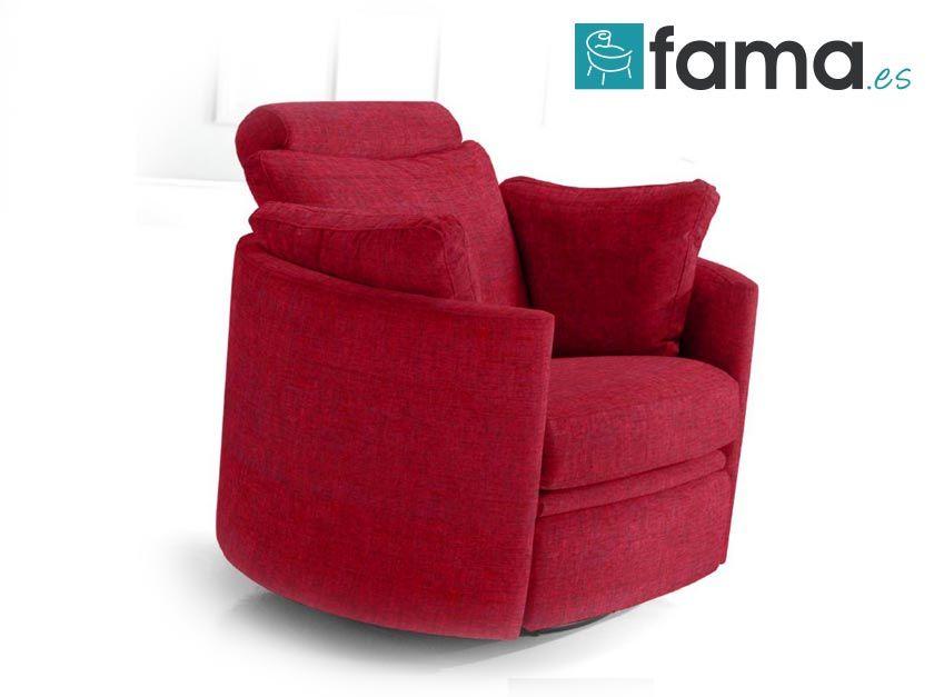 Delightful Fama Moon Swivel Chair :: Arighi Bianchi