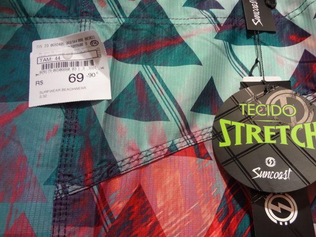 nem bem se firmou a tendência de boardshort stretch no mercado especializado, os magazines já estão importando com preço lá embaixo...fast fashion