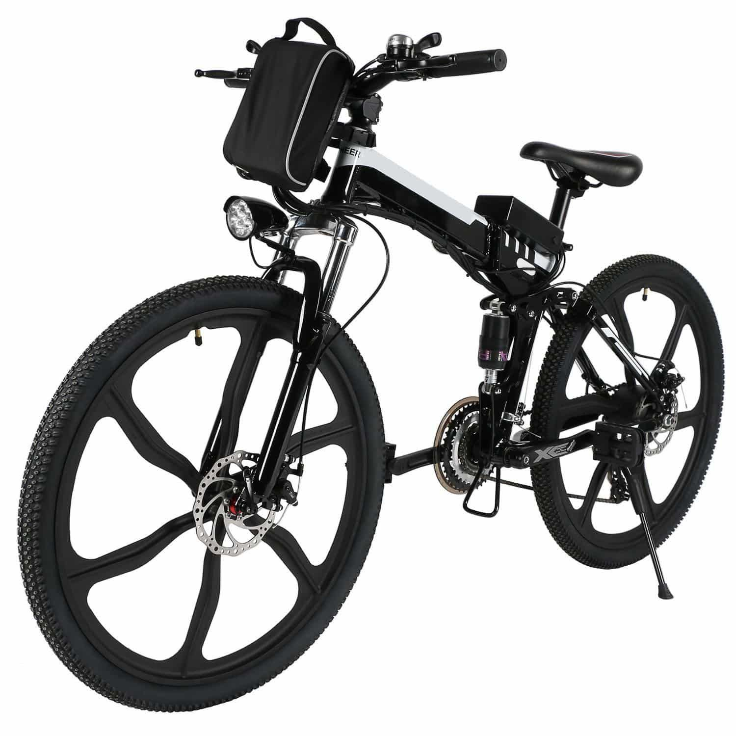 Top 10 Best Electric Mountain Bikes In 2020 Folding Electric
