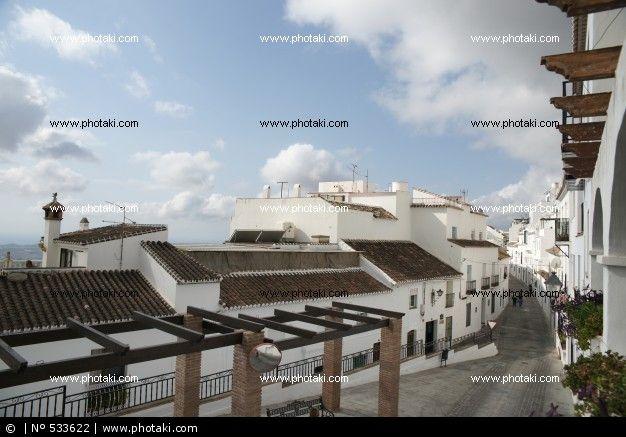Mijas, lugar, pueblo, Málaga