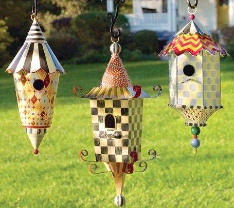 De la Récup créative au jardin ! | Nichoirs, Oiseaux et Cabanes