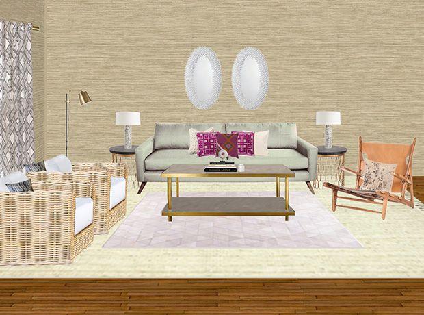 Family Room 3D Board