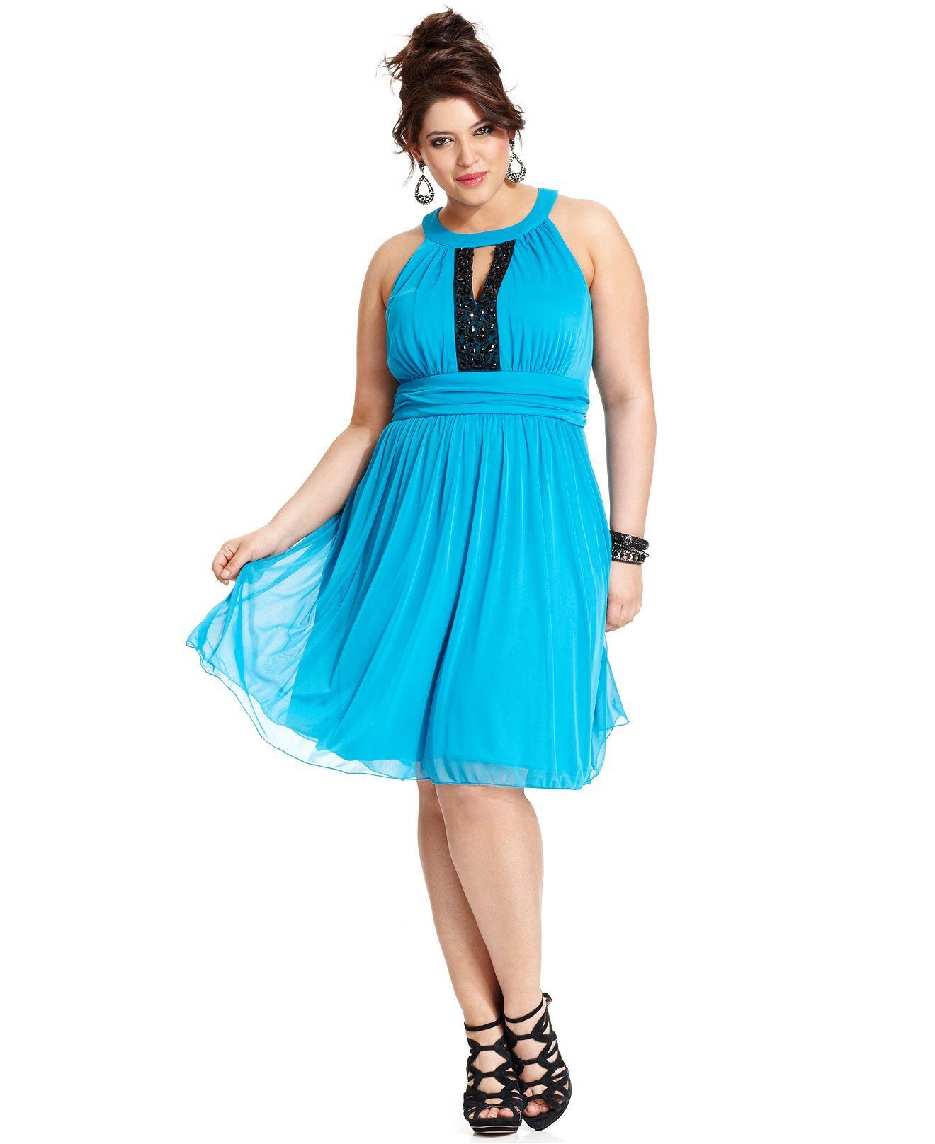 Trixxi Junior Plus Dresses | Best Dresses 2019