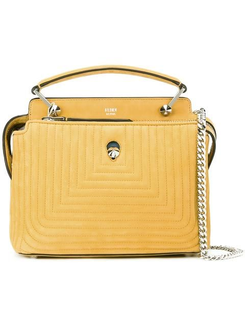 3ad35b3d678b Shop Fendi small  Dotcom Click  tote in Liska from the world s best  independent boutiques