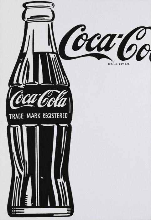 """Résultat de recherche d'images pour """"andy warhol pop art coca cola"""""""