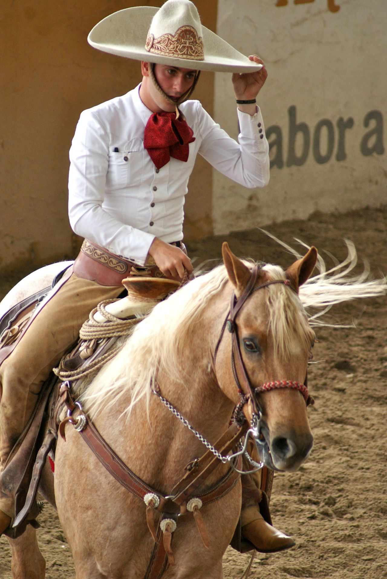 Mexican caporal/Charro