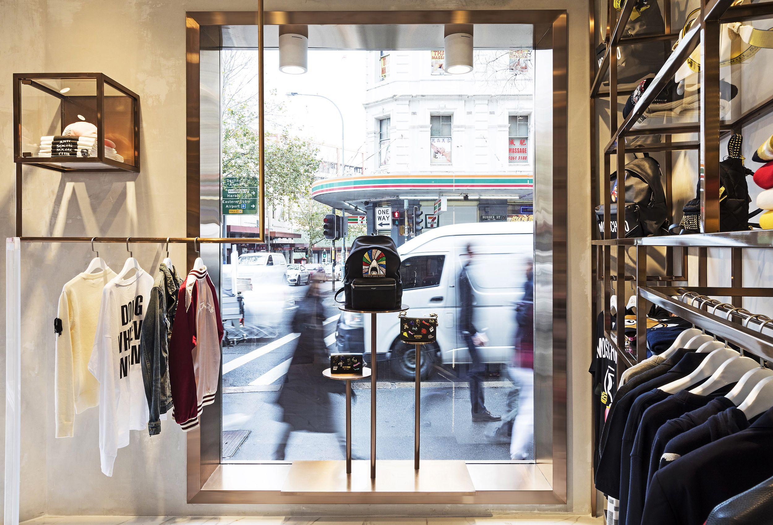 Interior Design Retaildesign Retail Hospitality Frame Copper  # Fabrica De Muebles Hedi