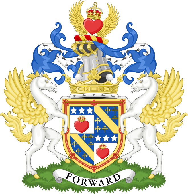 Marquess Of Queensberry Wikipedia Coat Of Arms Heraldry Insignia