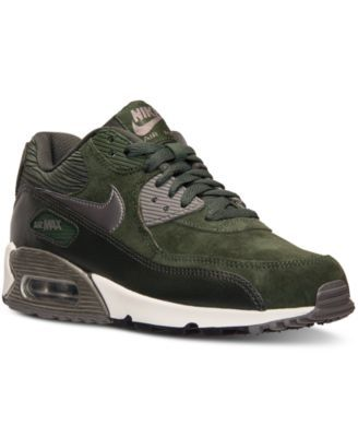dbaae540546c0 NIKE Nike Women'S Air Max 90 Leather Running Sneakers From Finish Line. # nike #shoes # all women