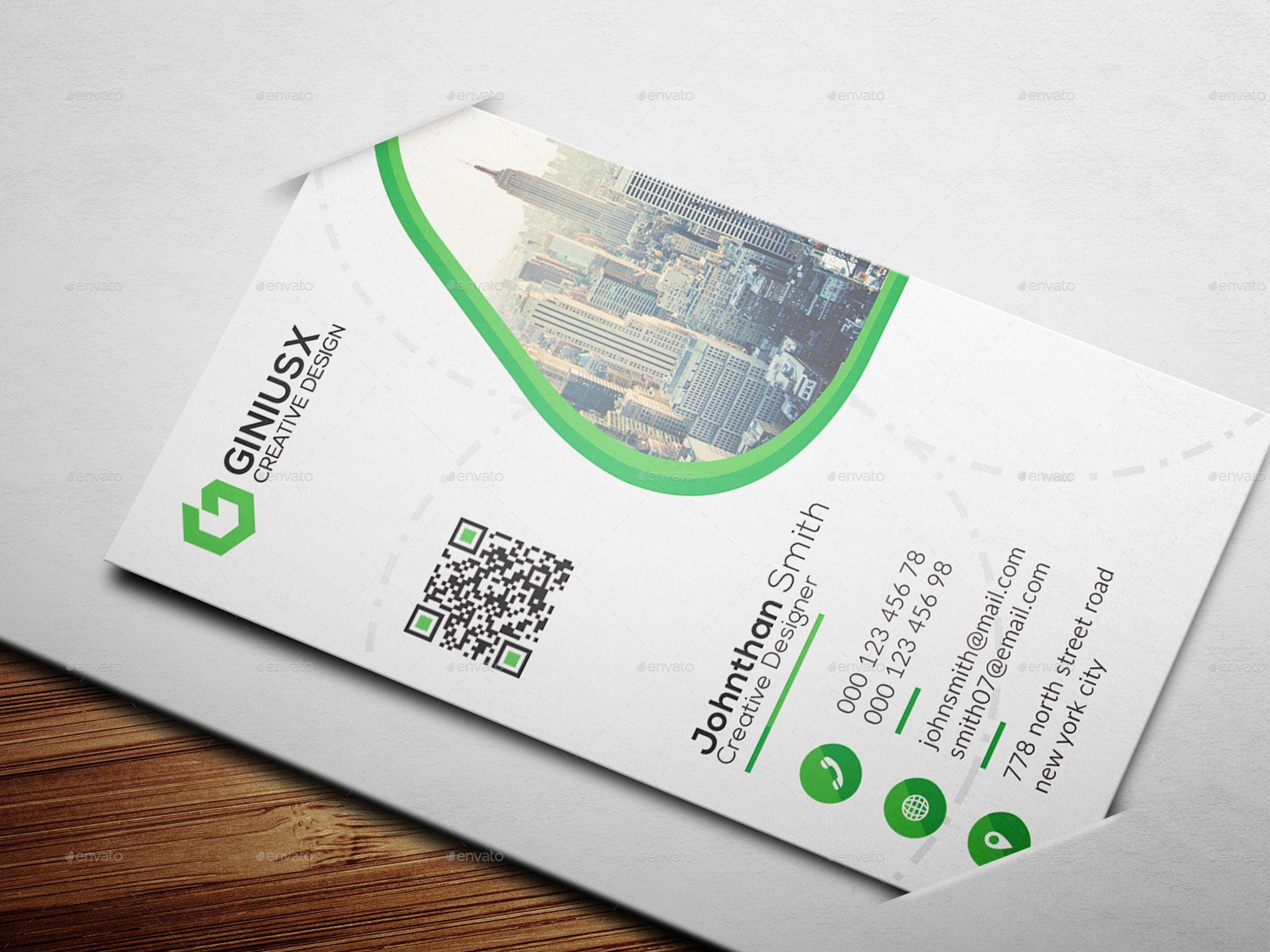 Corporate Business Card Bundle Sponsored Business Sponsored