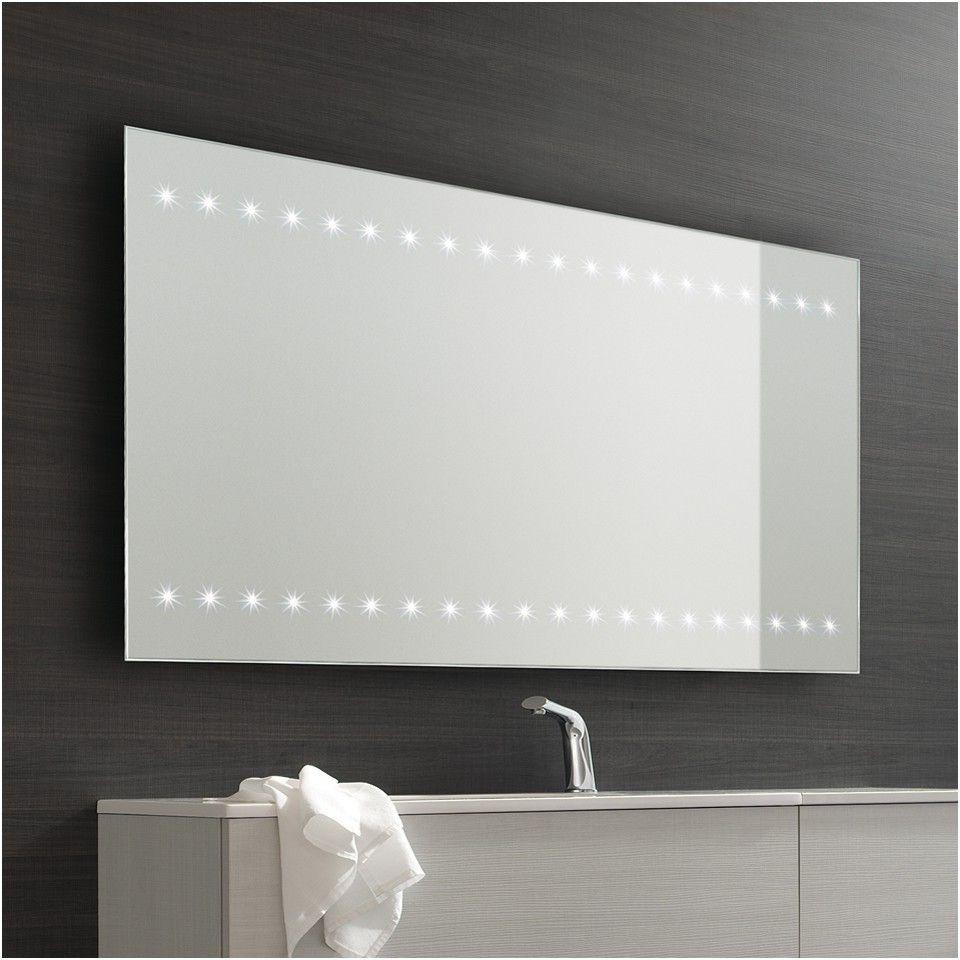 bathroom origins whitestar illuminated led bathroom mirror 950mm ...