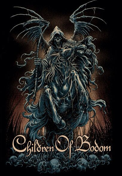 Children Of Bodom | Metal Art | Pinterest | Child, Metals ...