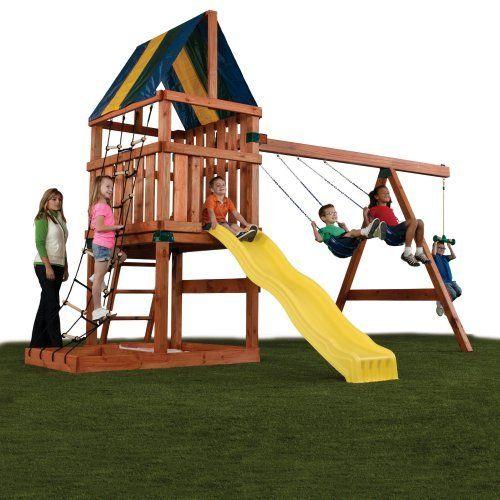 Swing, Slide, Swing Set Kits, Play Houses