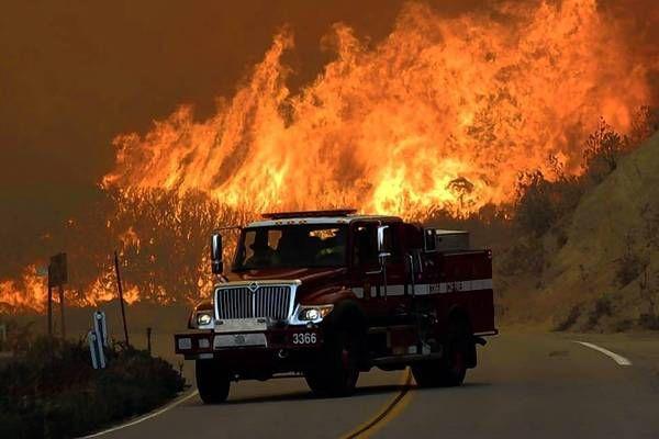 America S Fire Danger Storm King Mountain Fire Kings Mountain