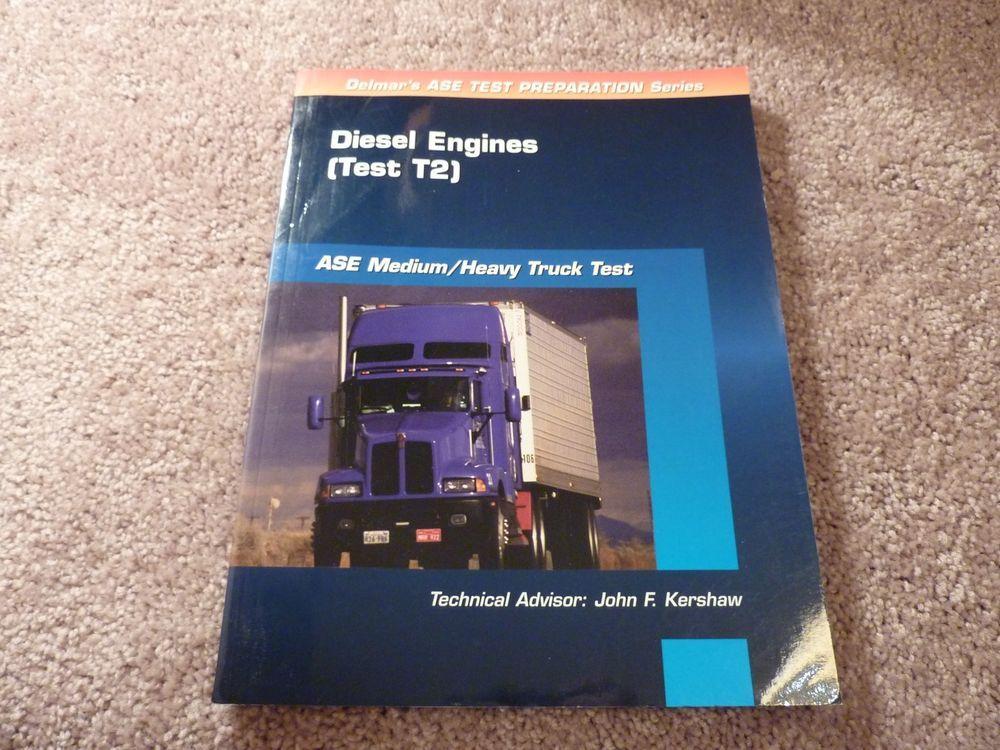 Ase Test Prep Series Mediumheavy Duty Truck T2 Diesel