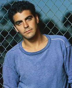 Young George Clooney...dayyyyummm!