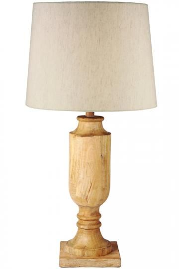 Oscar Table Lamp   Wood Lamp   Urn Lamp   Living Room Lamps | HomeDecorators .