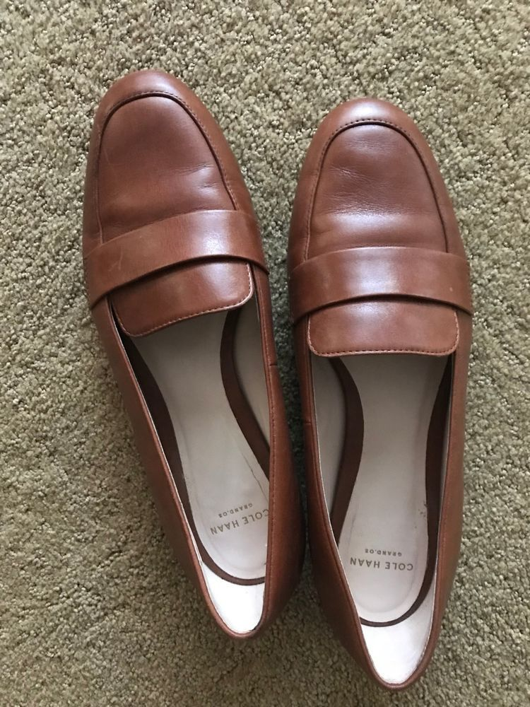 6c244265549 Cole Haan loafers womens brown leather size 7  fashion  clothing  shoes   accessories  womensshoes  flats (ebay link)